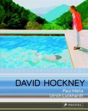 Cover of: David Hockney