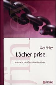 Cover of: Lâcher prise