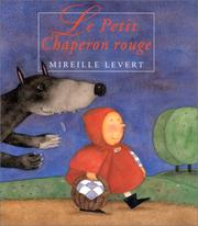 Cover of: Le Petit Chaperon rouge
