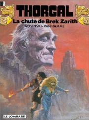 Cover of: Thorgal, tome 6