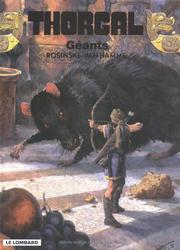 Cover of: Thorgal, tome 22
