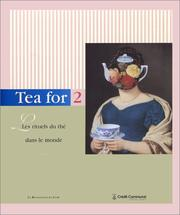 Cover of: Tea for 2