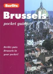 Cover of: Brussels Pocket Guide