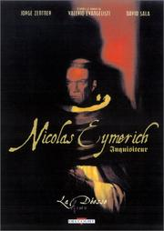 Cover of: Nicolas Eymerich Inquisiteur, tome 1