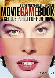 Cover of: Movie Game Book