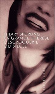 Cover of: La Grande Thérèse