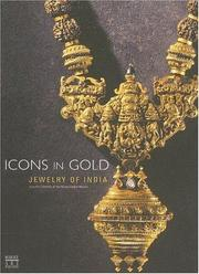 Cover of: Icons in Gold