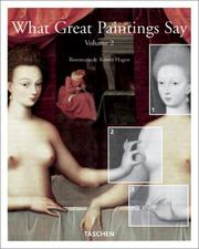 Cover of: What Great Paintings Say, Vol. 2 (What Great Paintings Say)