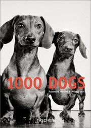 Cover of: 1000 Dogs (Klotz)