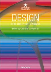 Cover of: Design for the 21st Century (Icons)