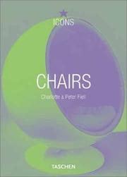 Cover of: Chairs A-Z (TASCHEN Icons Series)
