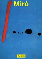 Cover of: Joan Miro