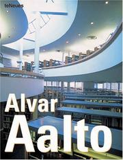 Cover of: Alvar Aalto (Archipocket)