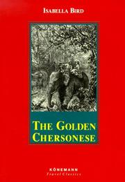 Cover of: The Golden Chersonese