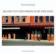 Cover of: Wim Wenders