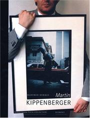 Cover of: Martin Kippenberger (Collector's Choice Artist's Monographs: Friedrich Christian Flick Collection)