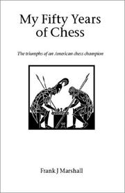 Cover of: My Fifty Years of Chess
