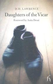Cover of: Daughters of the Vicar