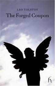 Cover of: FORGED COUPON; TRANS. BY HUGH APLIN