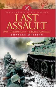 Cover of: LAST ASSAULT