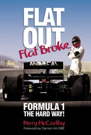 Cover of: Flat Out, Flat Broke