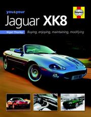 Cover of: You & Your Jaguar XK8