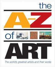 Cover of: The A-Z of Art