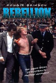Cover of: Rebellion