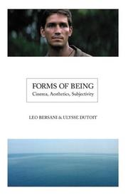 Cover of: Forms of Being