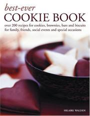 Cover of: Best-Ever Cookie Book