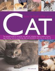 Cover of: How to Look After Your Cat