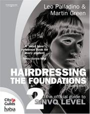 Cover of: Hairdressing - The Foundations