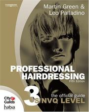 Cover of: Professional Hairdressing