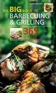 Cover of: The Big Book of Barbecuing & Grilling