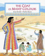 Cover of: The Coat of Many Colours