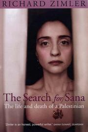 Cover of: The Search for Sana