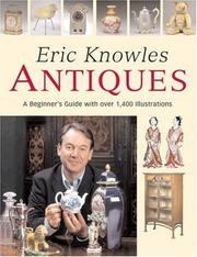 Cover of: Eric Knowles Antiques