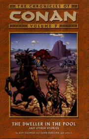 Cover of: The Conan Chronicles