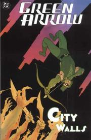 Cover of: Green Arrow