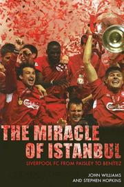 Cover of: The Miracle of Istanbul