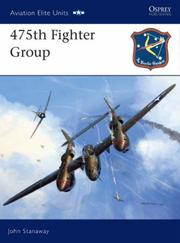 Cover of: 475th Fighter Group