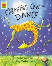 Cover of: Giraffes Can't Dance (Book & CD)