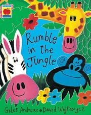 Cover of: The Rumble in the Jungle (Book & CD)