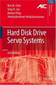 Cover of: Hard Disk Drive Servo Systems (Advances in Industrial Control)
