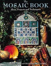 Cover of: The Mosaic Book