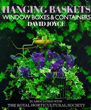 Cover of: Hanging Baskets Window Boxes and Container