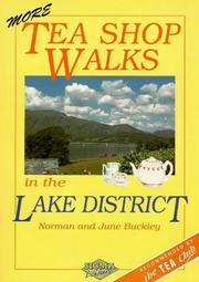 Cover of: More Teashop Walks in the Lake District and Cumbria