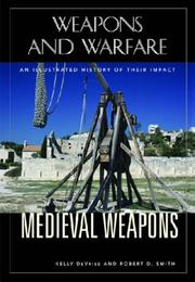 Cover of: Medieval Weapons