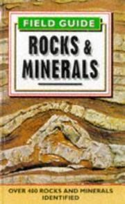 Cover of: Field Guide to Rocks and Minerals (Colour Field Guide)