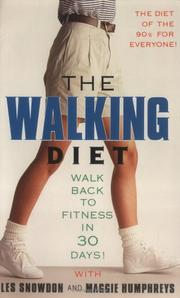 Cover of: The Walking Diet